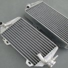 Aluminum radiator FOR Suzuki RMZ450 RMZ 450 2008 2009 2010 2011 2012 09 10 11