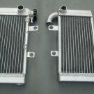R&L aluminum radiator Honda Super Hawk VTR1000F 1997-2005 98 99 00 01 02 03 2004