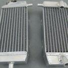 L&R aluminum alloy radiator Kawasaki KX250F KXF250 KX 250F KXF 2004 2005 04 05