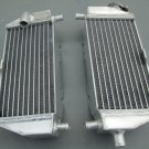 aluminum radiator FOR Kawasaki KX125 1994-2002/KX250 1994-2002 1999 97 00 01 02