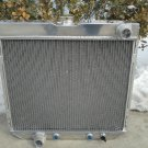 3-ROW ALUMINUM RACING RADIATOR 69-70 FORD MUSTANG/-77 MAVERICK 4.1L/5.0L l6/V8