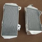 aluminum radiator FOR Suzuki RMZ450 RMZ 450 2013 2014 13 14