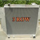 3 ROW JEEP WRANGLER YJ AND TJ ALL ALUMINUM RADIATOR CHEVY ENGINE 1987-2006 88