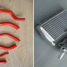 Aluminum Radiator & hose for HONDA CR125R/CR125 1990-1997