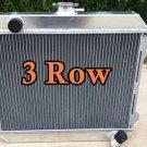 3 ROW Aluminum Radiator FOR 1975-1979 Nissan Stanza Datsun 620 MT 2.0L 1976 1977