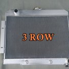 Aluminum Radiator 1972-1986 V8 Jeep CJ CHEVY CONVERSION 1973 1974 1975 76 77 78