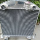 Aluminum radiator for FORD Model A W/FLATHEAD ENGINE 1928-1929 28 29 1928 1929