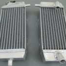 Aluminum radiator Suzuki RMZ250 2004 2005 2006 04 05 06 04-06
