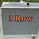 3 ROW for CHEVY Chevrolet I6 L6 ENGINE 1951-1954 1953 1952 Aluminum Radiator 52