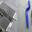 radiator and hose for Yamaha YZ 250 YZ250 02 03 04 05 06 07 08 09 10 11 2002
