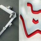 Radiator & Hose for Yamaha 660R Raptor 660 YFM660R 2005 2003 2004 2002 2001 02