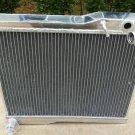 56MM ALUMINUM ALLOY RADIATOR MG MGB GT/ROADSTER 1977-1980 78 79 80 1979 1978