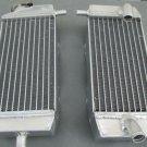 Aluminum radiator for 04-06 Suzuki RM 250 Z RMZ250 2004 2005 2006 04 05 06