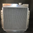 3 Row for 1961-1965 Mercury Comet 1960-1965 Ford Falcon Aluminum Radiator