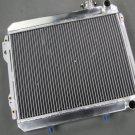 Aluminum Radiator for TOYOTA COROLLA SR5 AE70/AE71/AE72 3A/4A 1.5/1.6 1979-1983