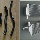 aluminum alloy radiator and hose for Honda CR 125 R CR125R 2-STROKE 1989 89
