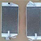 R&L Aluminum radiator FOR Honda CRF450R CRF 450R CRF450 02-04 03 2002 2003 2004