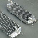 Aluminum radiator for KTM 250 400 450 520 525 MXC EXC 2001 2002 01 02