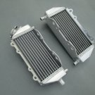 40mm 2 core radiator for kawasaki kx125 kx250 kx 125 250 1999 2000 2001 2002 02