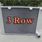 New 3 ROW aluminum radiator MAZDA RX2 RX3 RX4 RX5 69-83 MT S1 S2 R2 3 4 5