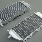 Aluminum radiator Yamaha YZ125/YZ 125 2005-2014 2006 2007 2008 09 10 11 12 13 14