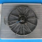 ALUMINUM RADIATOR 1992-2000 BMW E36 M3/Z3/325TD/328i/323i/320i i/s/c/is +16''fan