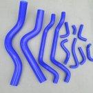 MITSUBISHI ECLIPSE GST/GSX TURBO 1990-1994 92 SILICONE COOLANT HOSE BLUE