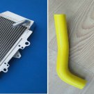 ATV RADIATOR+SILICONE HOSE FIT FOR YAMAHA YFZ450 2004-2008 2005 2006 2007 04 05