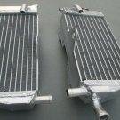 aluminum alloy radiator for Honda CR 125 R CR125R 2-STROKE 1989 89
