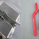 radiator and hose for Yamaha YZ 250 YZ250 2002-2013 05 06 07 08 09 10 11 12 13
