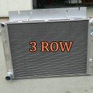 3 ROW ALUMINUM RADIATOR 1960 1961 1962 1963 Ford Galaxie 500XL 60 61 62 63 60-63