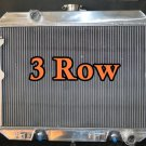 3 Row w/o EOC w/ TOC Performance Racing All Aluminum Radiator For 2.8 L6 GAS