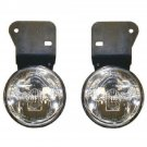 New Fog Driving Lights Lamps Left & Right Pair Set NEW for 99-05 Pontiac Grand Am