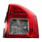 New Taillamp Taillight Assembly LED RH Passenger Right Side for 11-13 Jeep Compass
