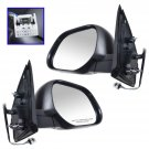 New Mirrors Power Heated Paint to Match LH & RH Pair for Mitsubishi Outlander Sport