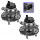 New Wheel Bearing & Hub Assembly Front Driver & Passenger Side Pair for Lexus