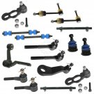 New Ball Joint Control Arm Suspension Kit for Crown Victoria Town Car Grand Marquis