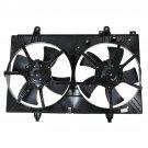 New Radiator Cooling Fan Condenser Fan For 03-07 Nissan Murano