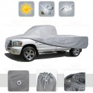 Original Truck Cover for Toyota Tacoma 2001 to 2015 Crew Cab Indoor Semi Custom