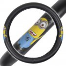 OEM New Auto Interior Car Steering Wheel Cover Minion Jerry Waving Despicable ME