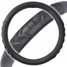 OEM Sport Grip Steering Wheel Cover for Car SUV Odorless Black Eco Friendly Small
