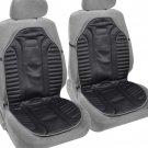 Original Pair of Foam Pad Seat Cushions Massage Car Auto Black Ergonomic 2pc