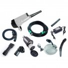 Portable Household Car Wash Water Gun High Pressure Pure Copper Gun Head OY Gray