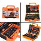 45 in 1 JM 8139 Screwdriver Set Repair Kit Opening Tools For Cellphone Compute B