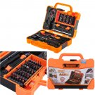 45 in 1 JM 8139 Precision Screwdriver Torx Tweezer Kit CellPhone Repair Tool BY