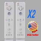 LOT 2 Built in Motion Plus Remote Controller Strap for Nintendo Wii US OY