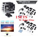 New SJ4000 12MP HD 1080P Sports Action Camera Pro Accessories Alternative OY