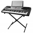 Adjustable Music Keyboard Electronic Piano X Stand Standard Portable Rack USA