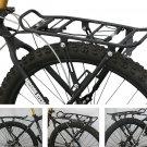 Bicycle Mountain Bike Rear Rack Carrier Luggage Seat Post Pannier Disc Brake OY