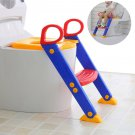 USA 3 in 1 Baby Potty Training Toilet Chair Seat Step Ladder Trainer Toddler OY